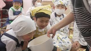 大和幼稚園  園庭の夏ミカンを使ってマーマレードジャム作り.jpg