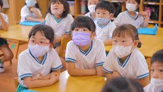 きたかしわ幼稚園 年長kitsを使った活動の様子.jpg