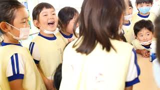 みたけ台幼稚園 スライムづくり.jpg